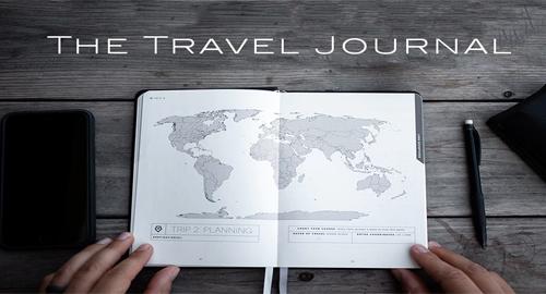 Wandrd Travel Journal