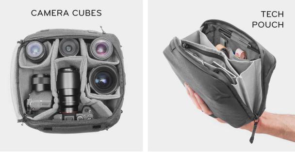 Camera Cubes