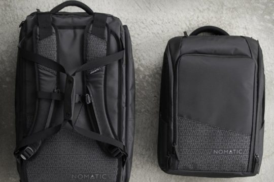 These 5 Multifunctional Backpacks are Too Cool to Resist