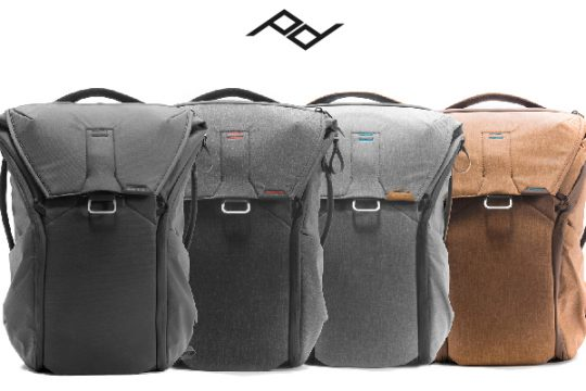 Peak Design Travel Line Launched at Kickstarter – Grab Your Early Bird Discount