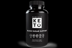 Perfect Keto Blood Sugar Support Capsules – Don't Miss it!